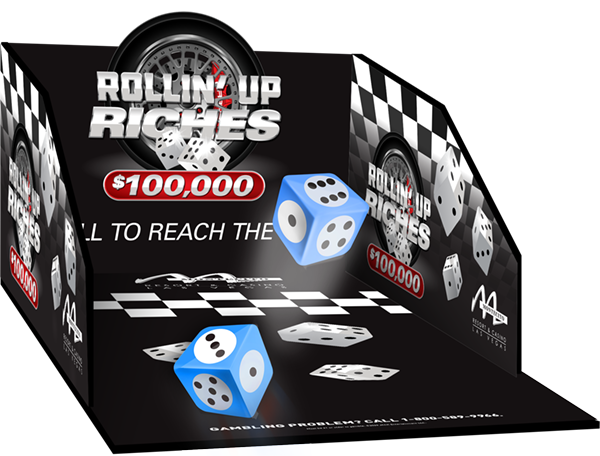 Dice Roll Box Auto Racing