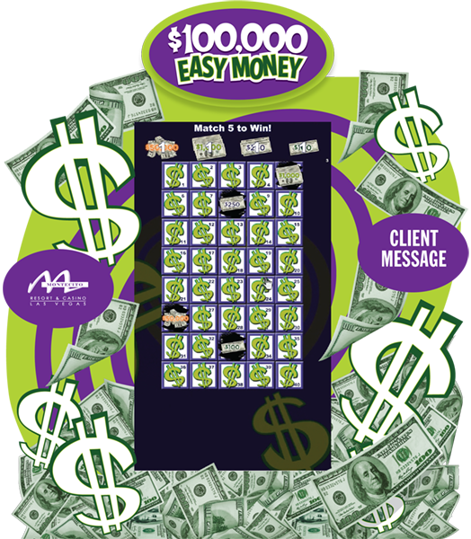 Easy Money 80-inch e-Game Board