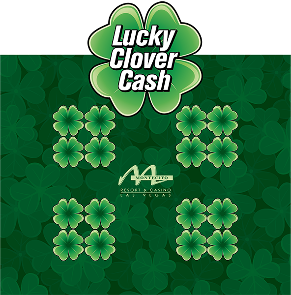 Clover Cash Game Board