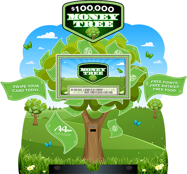 Money Tree Super Kiosk