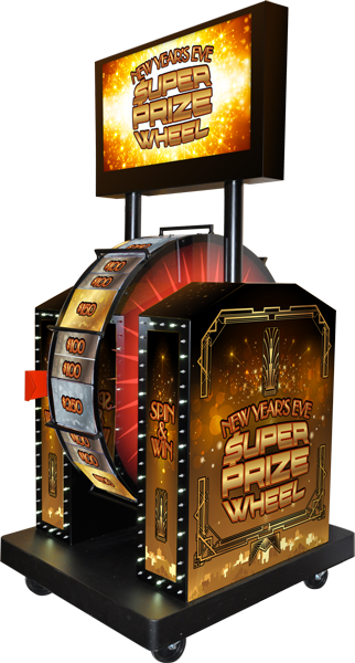 New Year's Eve Wheel Promotion