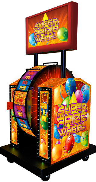 Party Fever Wheel Game
