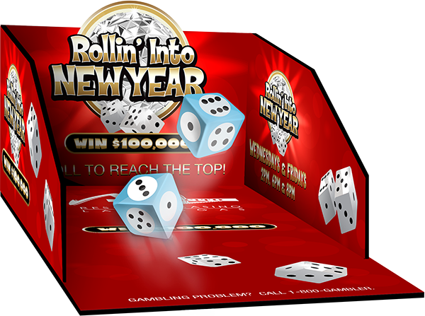 Dice Roll Box New Year