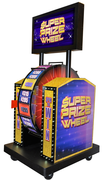 Super Prize Wheel - Mechanical