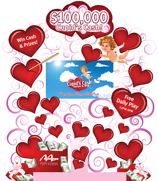 Cupid's Cash Super Kiosk