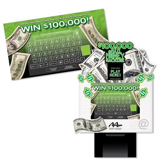 eMail Money Machine Promotion