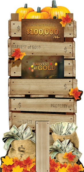 Harvest of Gold Promotion