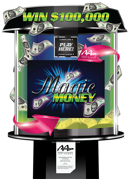 Magic Money Lite Kiosk
