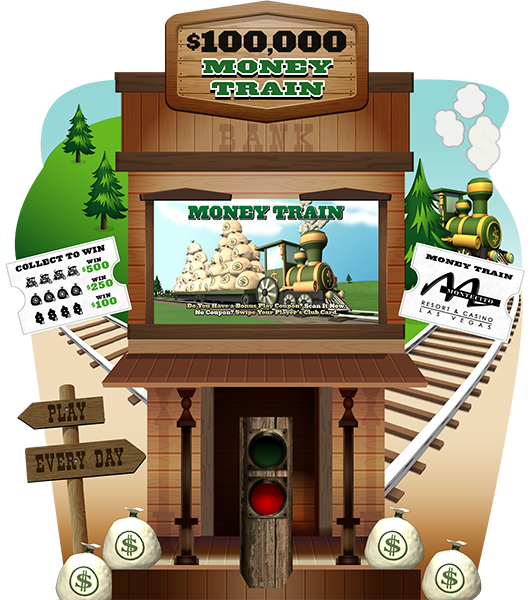 Money Train Super Kiosk