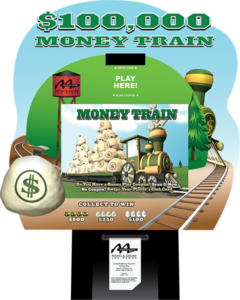 Money Train Lite Kiosk