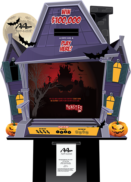 Monster Cash Lite Kiosk