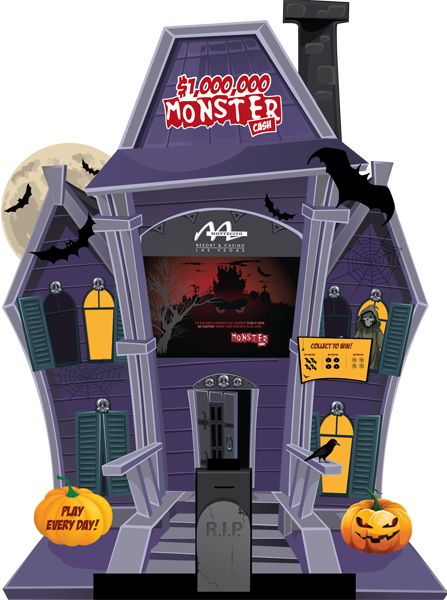 Monster Cash Super Kiosk
