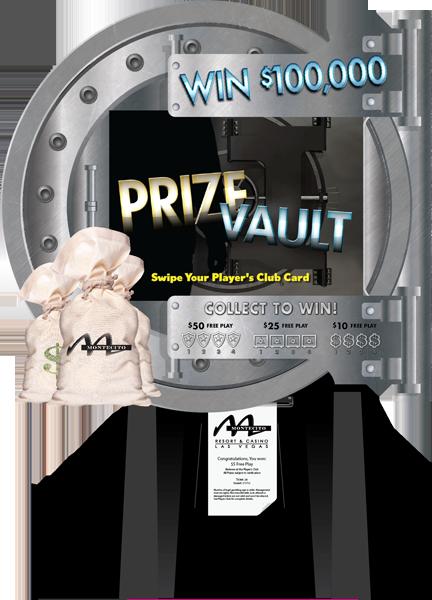 Prize Vault Lite Kiosk