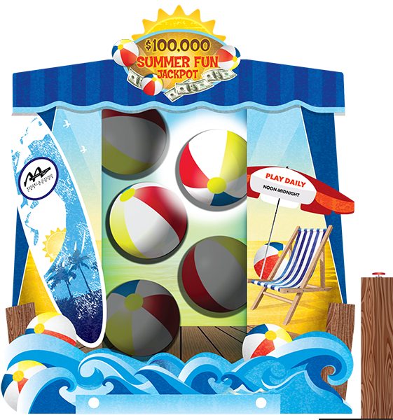 Summer Fun Jackpot SPW - Super Kiosk