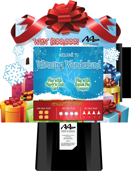 Winning Wonderland Lite Kiosk