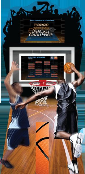Basketball Bracket Challenge Promotion