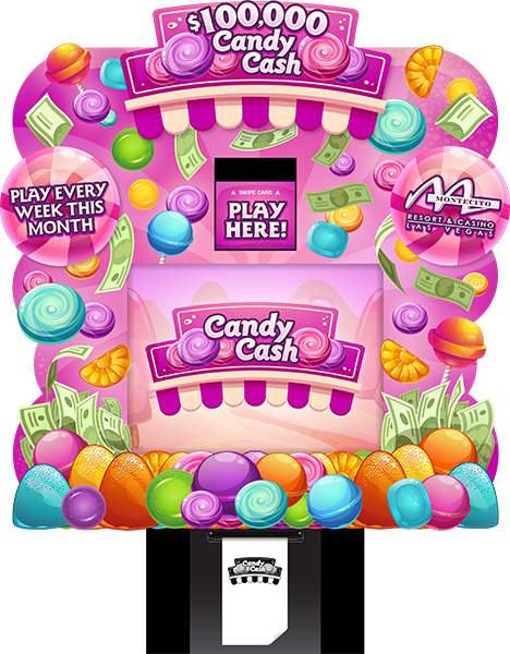 Candy Cash Lite Kiosk