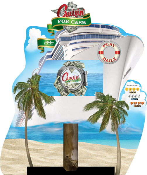 Cruisin' For Cash Super Kiosk