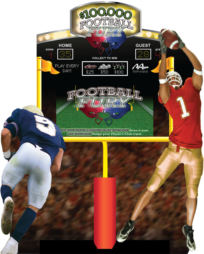 Football Fury Super Kiosk