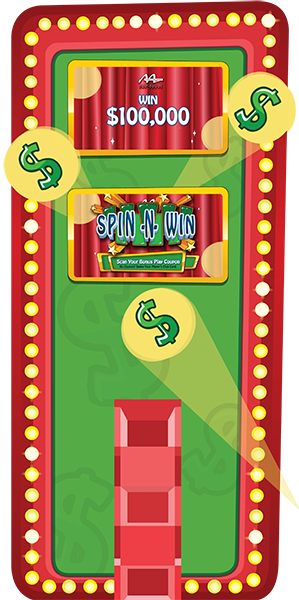 Spin N Win Promotion