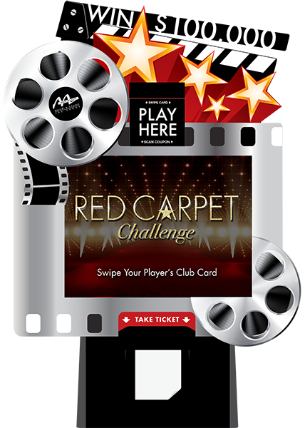 Red Carpet Riches Lite Kiosk