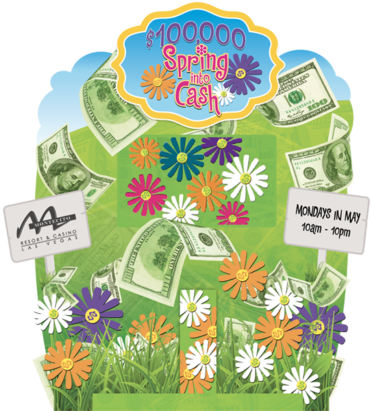 Spring Into Cash SPW - Super Kiosk