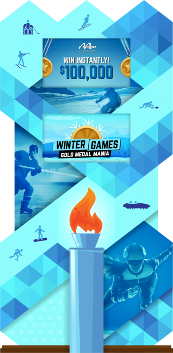 Winter Games Promotion