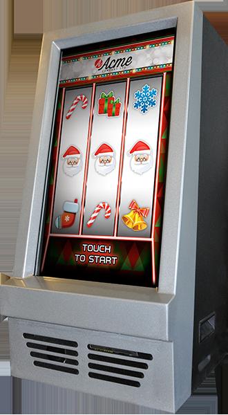 Christmas Prize Slot