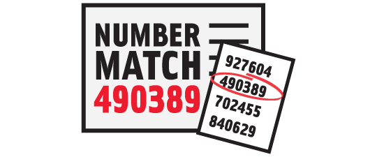 Number Match Contest