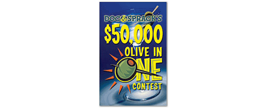 Olive in One Contest