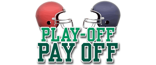 Playoff Payoff Football Promotion