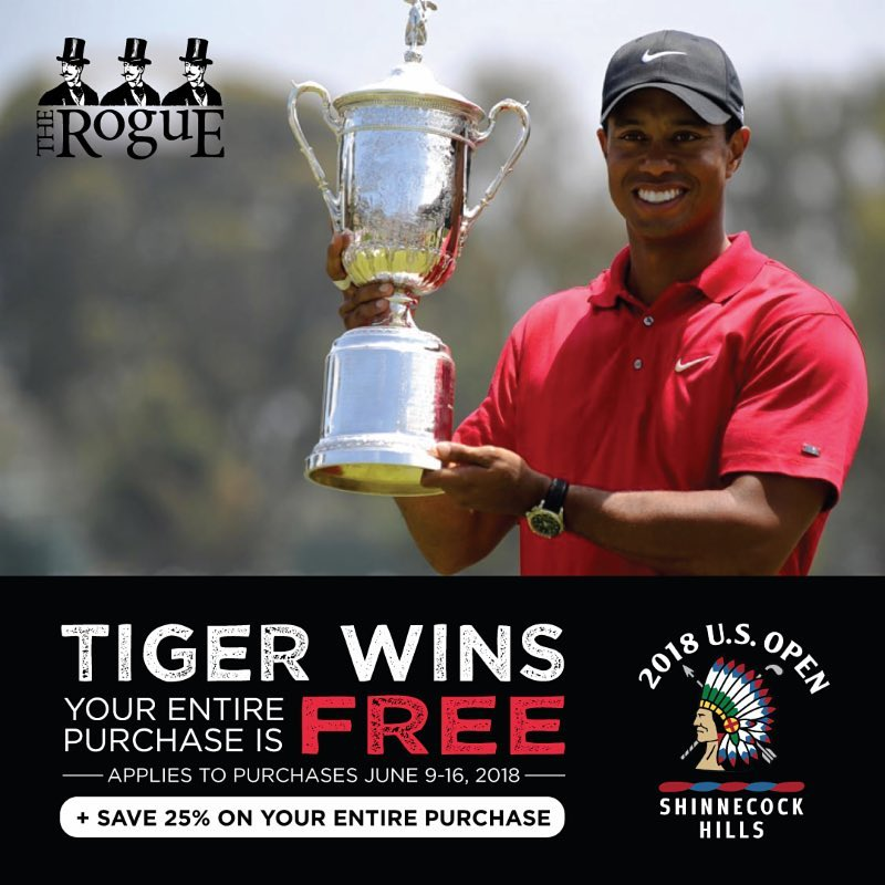 Golf Conditional Rebate Promotion