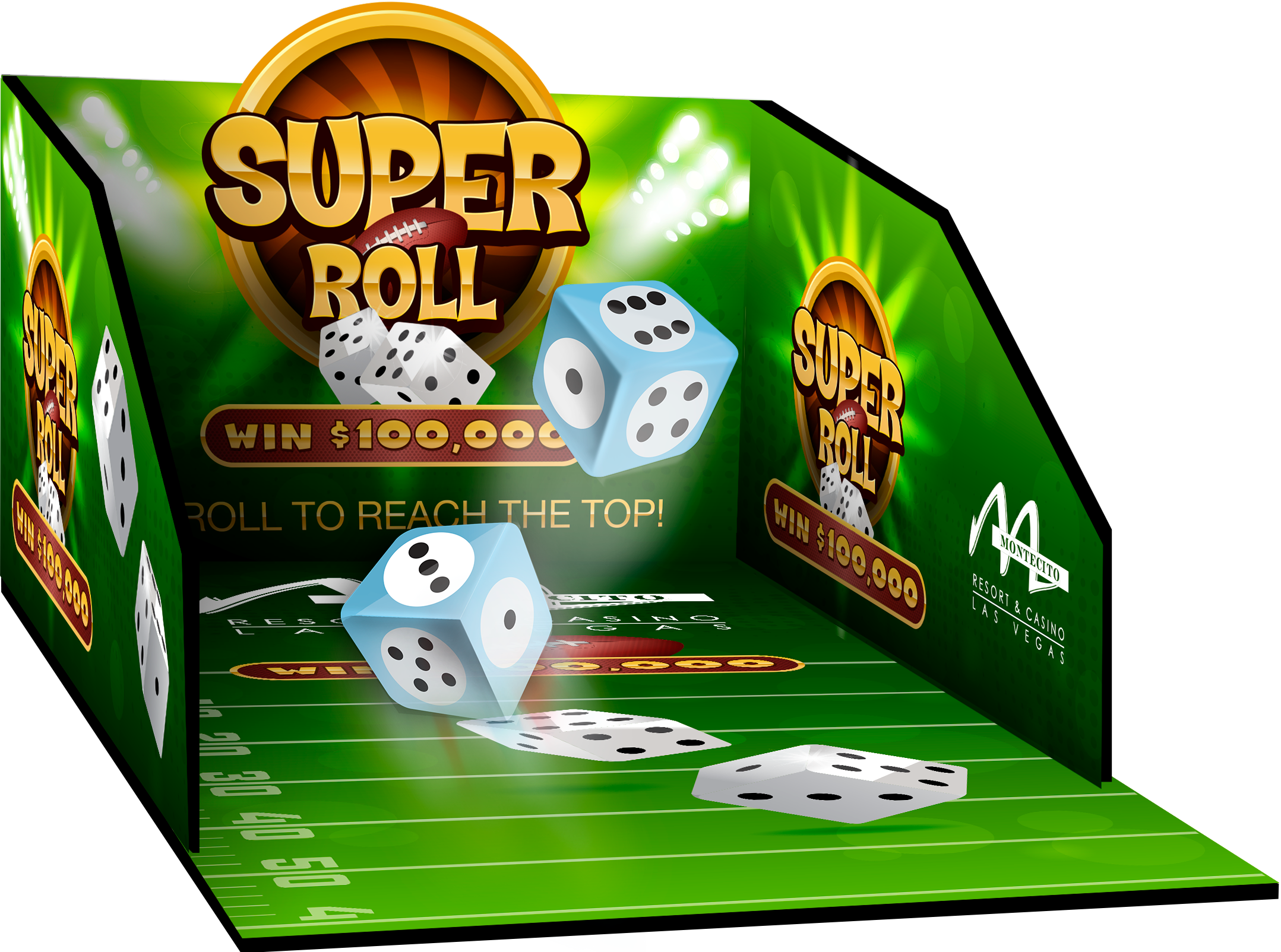 Dice Roll Box Super Roll