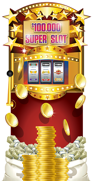 Super Slot Kiosk Promotion