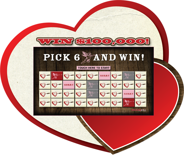 Valentine Video Scratch and Win