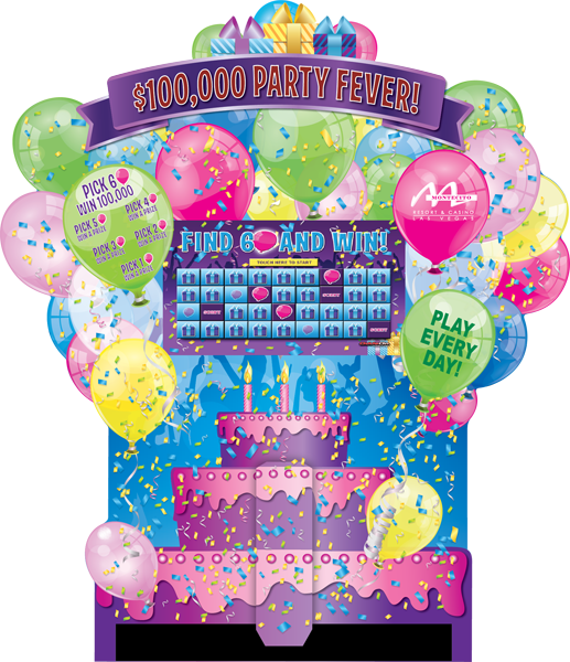 Party Fever Super Kiosk v2