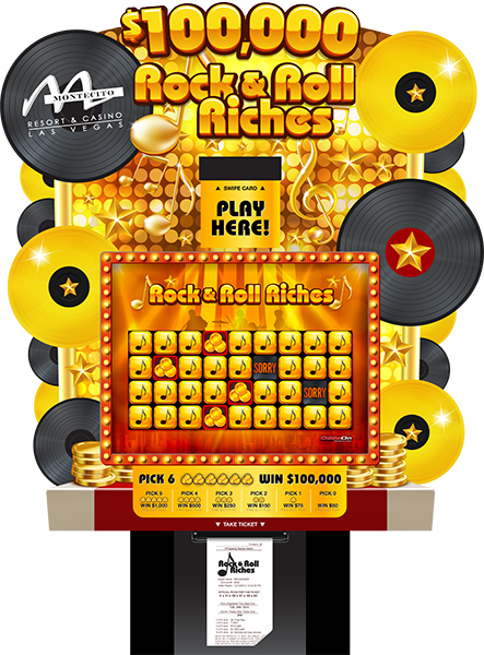 Rock and Roll Riches Game