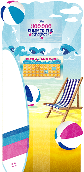 Summer Fun Jackpot Promotion