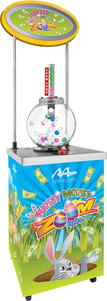 Bunny Money Zoom Ball
