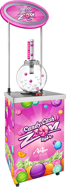 Candy Cash Zoom Ball