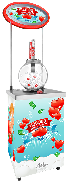 Cupid's Cash Zoom Ball