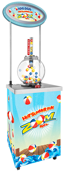 Summer Fun Zoom Ball