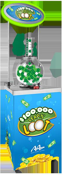 Leapin Loot Zoom Ball