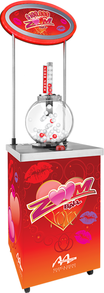 Valentine's Zoom Ball