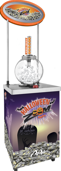 Halloween Zoom Ball