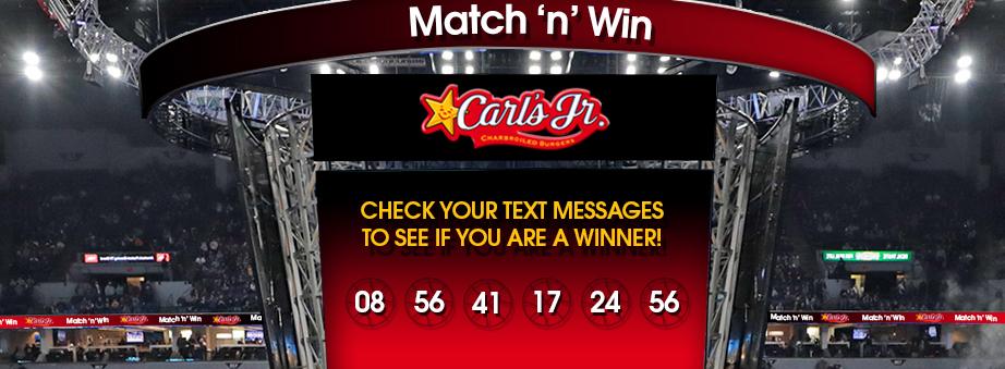Text Match & Win