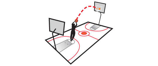 Basketball Court Png o...