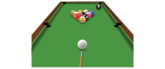 Sink the 8 Ball Contest