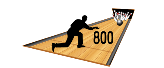 Image result for 800 bowling series