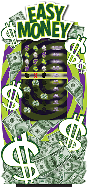 Easy Money 50-inch e-Game Board